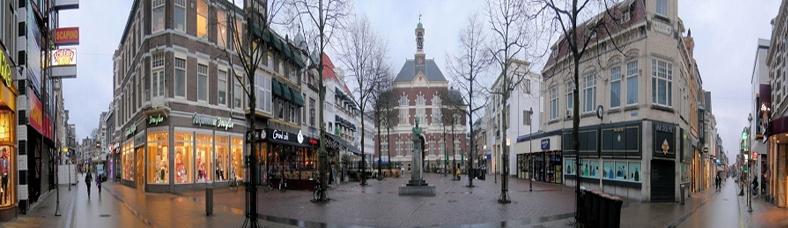 Centrum van Apeldoorn
